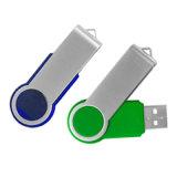 Unidade flash USB de 4 GB com seu logotipo
