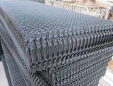 Patin de refroidissement par évaporation personnalisés en plastique pour l'air de suralimentation