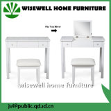 MDF European Comfortable Cosmetic Dressing Table (W-HY-012)
