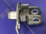 CNC personalizado feito à máquina forjando as peças de maquinaria pesada do aço de carcaça