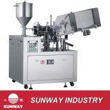 алюминиевые завалка пробки 30PCS и машина запечатывания (B. GFL-301)