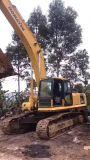 PC usada original 360-7 del excavador de la correa eslabonada de KOMATSU para la venta