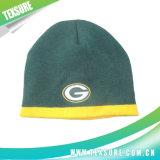 流行のカスタマイズされたアクリルの男女兼用の帽子によって編まれる冬の帽子(016)