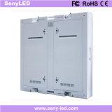 Voltage Automatique Réglable 110V à 240V Panneau Publicitaire Publicitaire LED Signe Numérique (P10mm)