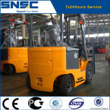 Small Duty Electric Forklift 1.5tons