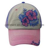 猿は洗浄した厚くステッチプリント刺繍のゴルフ野球帽(TMB0324)を