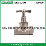 ISO9001 zugelassenes Messingkugel-Ventil (AV4004)