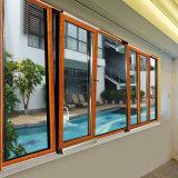 Fenêtre en aluminium à double verre réversible Feelingtop Thermal Break (FT-W70)