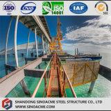 Estructura de acero pesada para el petróleo marina Driling