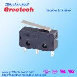 De mini Micro- Rechte Hefboom van de Schakelaar 5A met ENEC voor ElektroMachines