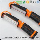 Manipuler la lampe torche à LED haute puissance portative Orange