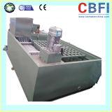 Máquina de gelo grandes blocos de aço inoxidável