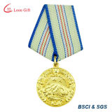 Commerce de gros Médaillon en OR Jeux Olympiques de l'exécution personnalisée