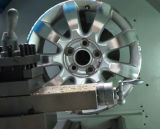 CNC van de Machine van Refinish van het wiel de Scherpe Machine van de Draaibank van het Wiel