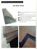 Настил PVC винила или настил винила Commerical блокируя лист палубы настила PVC деревянный пластичный