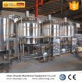 10HL、20HL、30HL、40HLの50HL商業ビール醸造装置