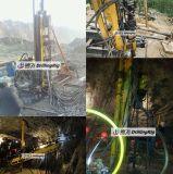 Kleine Felsen-Ölplattform, Minitunnel-Bohrmaschine