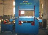 De rubber Vulcanisatie die van de Verbinding de Vlakke Apparatuur van de Pers vormen