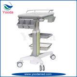Medical Mobile Nursing panier avec des tiroirs