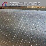 Folha Checkered de aço laminada a alta temperatura suave para o assoalho
