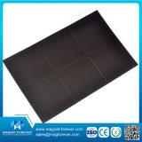 Flexibles magnetisches Blatt A4 mit 3m dem selbstklebenden magnetischen Blatt