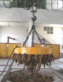 مرفاع يستعمل عالية درجة حرارة نوع فولاذ خردة [إلكترو] مغنطيس