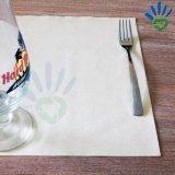 &Tablecloth del coperchio del tavolino da salotto ristorante/dell'hotel & panno a gettare della Tabella