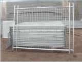 工場熱い浸された電流を通された一時塀のゲート