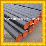 Schwarzes Stahlrohr. 24 Zoll-Stahlrohr