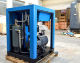 発電所のための水注入されたねじ圧縮機116psi