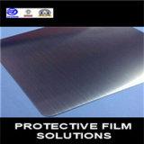 Film en aluminium de protecteur de guichet de profil d'aucun PE de résidu ou de trace