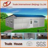 Casas residenciales ligeras de la estructura de acero