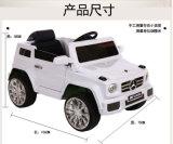 LED 가벼운 아기 SUV 장난감 차를 가진 전차가 새 모델에 의하여 농담을 한다