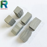 De Segmenten van de Diamant van de kwaliteit voor het Knipsel van het Graniet/van het Marmer/van de Steen