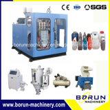Máquina modificada para requisitos particulares del moldeo por insuflación de aire comprimido de la protuberancia de la botella del HDPE del PE de 0.5-200L PP