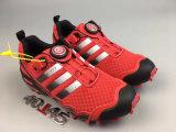 Zapatos corrientes campo a través al aire libre de los zapatos de los hombres que amortiguan del maratón auténtico de los zapatos