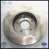disque de frein de rotor du frein 7t4z1125A avant pour le bord de Ford Lincoln 2011-2015 Mkx