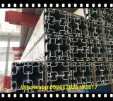 Prix bon marché de 6061/6063 profil médical d'aluminium d'extrusion de guichet industriel de porte