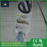 Лучший домашний кинотеатр механизированного проекционного экрана с маркировкой CE/RoHS/UL сертификатов