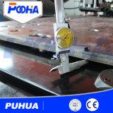 Специальный стальной пластиной толщиной гидравлический пресс для пробивания отверстий с ЧПУ станок