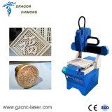 router di mini CNC della pietra & della giada di 400*400mm