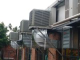 18000CMH商業蒸気化の空気クーラーか調節システム