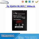 Batterie Bl3819 initiale pour l'accumulateur Iq4514 de la batterie 2000mAh Bl 3819 de la mouche Iq4514
