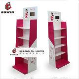 Étalage de papier de stand de renivellement de vente d'étalage de carton bons étalage/papier/palette de carton