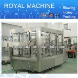 Máquina de rellenar aséptica automática del zumo de fruta 3 in-1
