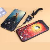 OEM ODM peint personnalisé embelli de cas de téléphone mobile