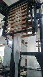 Machine de soufflement de mini film en plastique d'extrudeuse de PE