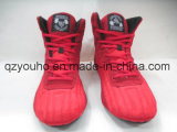高い上の体操靴メンズMMA重量挙げのボディービルの靴