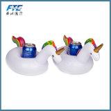 Piscina Mini-Unicorn flotador puede titular por parte de la piscina