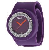 Horloge van de Tik van het Silicone van de Diamant van het juweel het Goedkope Volwassen (BZ-SW093)